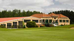 Cottingham Parks GLC: Clubhouse