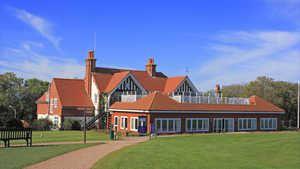 Royal Eastbourne GC: Clubhouse