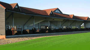 Hylands GC: Driving range