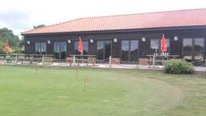 Notleys GC: Clubhouse