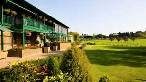 Three Rivers GCC: Clubhouse