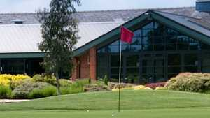 Brickhampton Court GC: Clubhouse