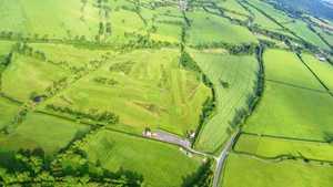 Shipton GC: Aerial view