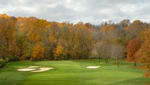 Old York CC: Autumn view