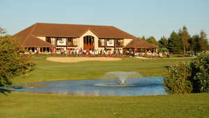 Kendleshire GC: Clubhouse