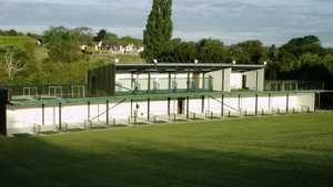 Addington Court GC: Driving range