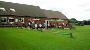 Northolt GC: Clubhouse