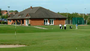 Standish Court GC: Clubhouse