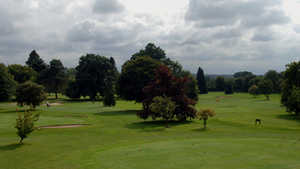 Ampfield GCC: Practice area