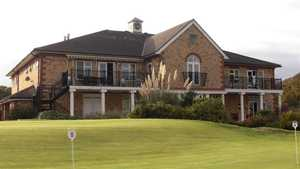 Lee-on-the-Solent GC: Clubhouse