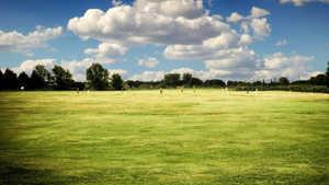 Portsmouth GC - Great Salterns GC: Practice area