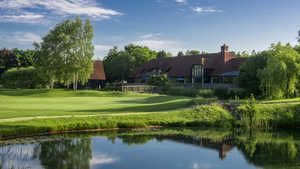 South Winchester GC: Clubhouse