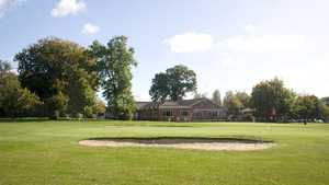 Wellow GC: Clubhouse