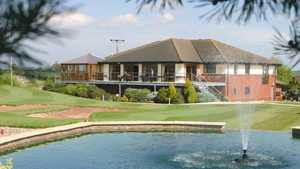 Sapey GC: Clubhouse
