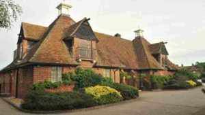 Aldenham GC: Clubhouse