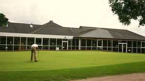 Manor of Groves Golf  HCC: Clubhouse