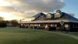 Stonelees GC: Clubhouse