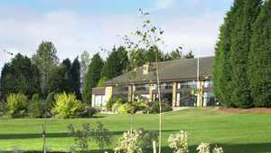 Hinckley GC: Clubhouse