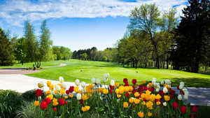 New Richmond Golf Club - Old Course: 1st tee