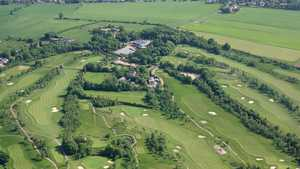Blundells Hill GC: Aerial view