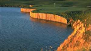 Harborside International Golf Center - Starboard: #17