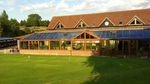 Bawburgh GC: Clubhouse