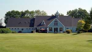 Richmond Park GC: Clubhouse
