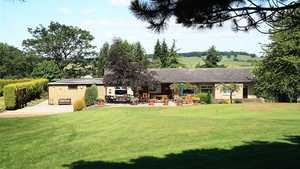 Ghyll GC: Clubhouse