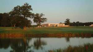 Whittlebury Park GCC: Clubhouse