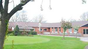Edwalton GC: Clubhouse