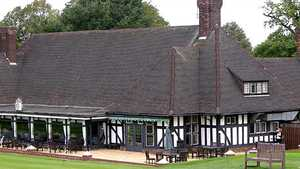 Wollaton Park GC: Clubhouse