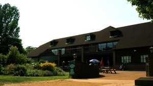 Drayton Park GC: Clubhouse