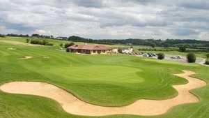 Kirtlington GC: Clubhouse