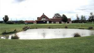 Mendip Spring GC: Clubhouse