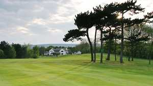 Abbeydale GC: Clubhouse