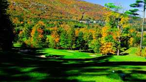 Okemo Valley GC: #8