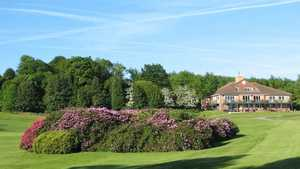 Tankersley Park GC: Clubhouse