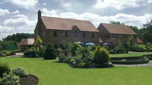Thornhurst Park GCC: Clubhouse