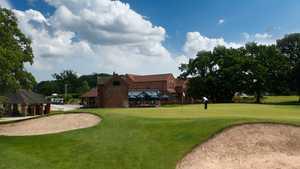 Lichfield GCC: Clubhouse