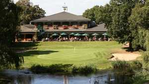 #18 & clubhouse
