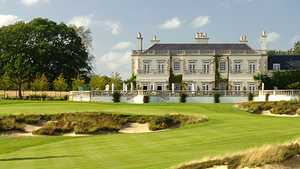 Queenwood GC: Clubhouse