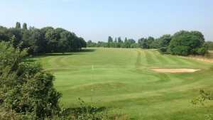 18th green at Brandon Wood