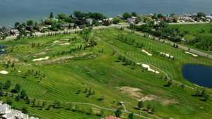 Lakeside Greens GCC: Aerial