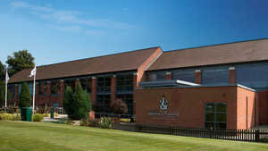 Warwickshire GCC: Clubhouse