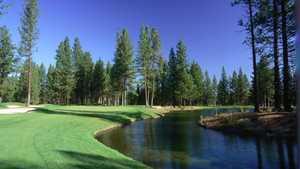 Widgi Creek GC: #17