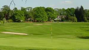 Moor Hall GC: #8