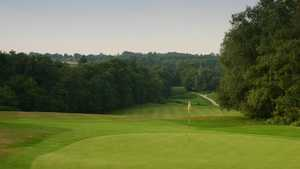 Mannings Heath GC - Waterfall: #9