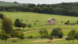 Singing Hills GC: Driving range