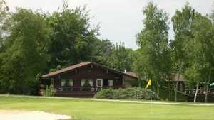 Tilgate Forest GC: Clubhouse
