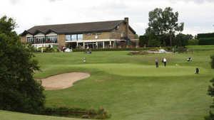 Moor Allerton GC - Lakes: #18